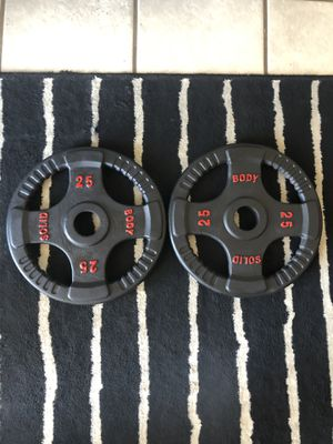 Olympic Grip Weight Plates!!!! for Sale in Spring Valley, CA