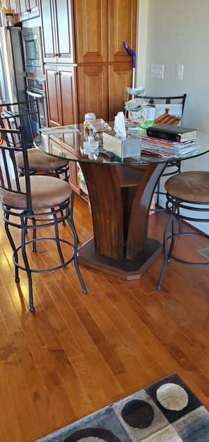 Bar stool table set for Sale in Rockville, MD