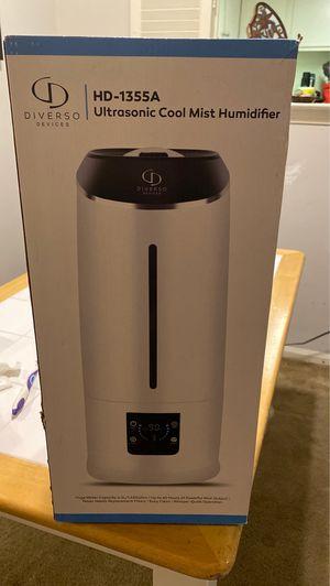 Ultrasonic Cool Mist Humidifier for Sale in Upper Darby, PA