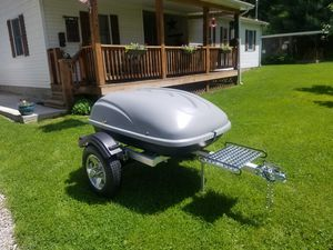 Motorcycle Cargo trailer, XL model for Sale in Cameron, WV