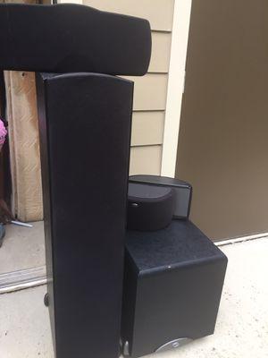 !!Surround Sound brand #Klipsch!!! for Sale in Garner, NC