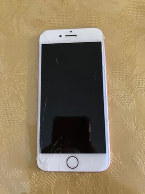 iPhone 7 32gb rose gold (cracked screen) connected with metro by tmobile for Sale in Hayward, CA