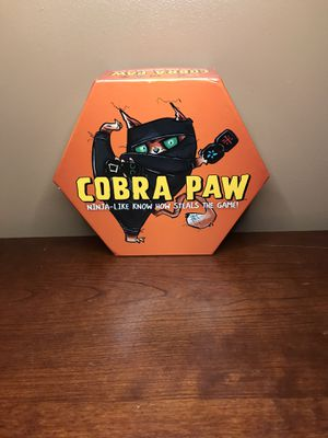 Cobra Paw Game for Sale in Parsonsburg, MD
