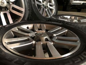"Toyota LIMITED 20"" Wheels and Tires (OEM) for Sale in Santa Maria, CA"