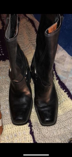 Harley Davidson motorcycle boots. Women's for Sale in Woodbury, CT