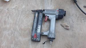 Porter cable nail gun 18 gauge for Sale in North Las Vegas, NV