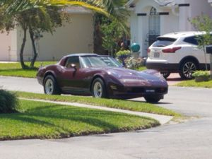 1980 Chevy Corvette for Sale in NEW PRT RCHY, FL