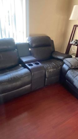 2 Seats and Sofa Recliner For Free $0 for Sale in Fremont,  CA