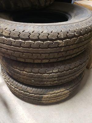 6 rv trailer tires for Sale in Fresno, CA