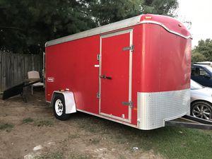 6x12 enclosed trailer for Sale in Richmond, VA