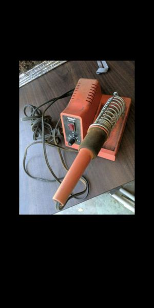 Soldering iron tool for Sale in Monterey Park, CA