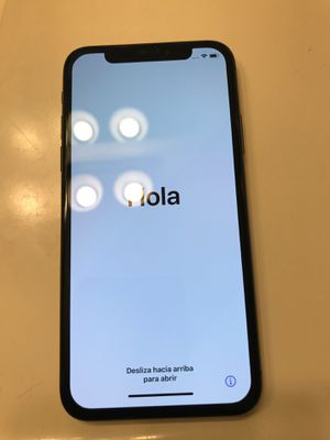 iPhone X for Sale in National City, CA