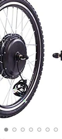 Sandinrayli 26 In Front Wheel Conversion Kit for Sale in Whittier,  CA