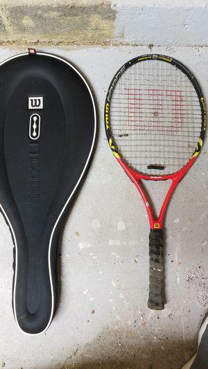 Wilson tennis racket for Sale in Old Bridge Township, NJ