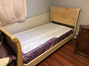 Bed frame for Sale in Chelsea, MA