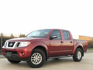 2015 NISSAN FRONTIER 4X4 SV CREW CAB TRUCK for Sale in San Francisco, CA