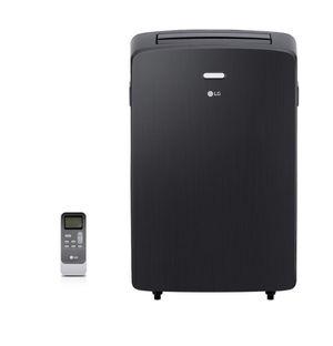 LG Electronics 10,200 BTU, 1200 BTU, and 8000 BTU Portable Air Conditioner, 115-Volt w/ Dehumidifier Function and LCD Remote for Sale in La Mesa, CA