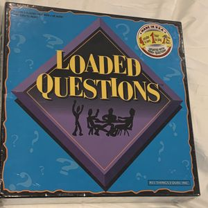 Loaded Questions The Game for Sale in Mission Viejo, CA