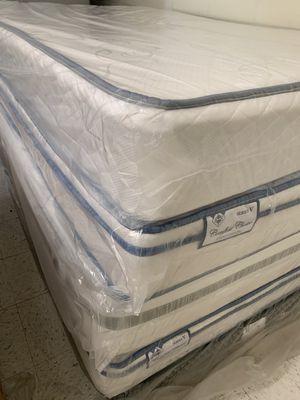 thick mattress sets, queen mattress, king mattress, new for Sale in Las Vegas, NV