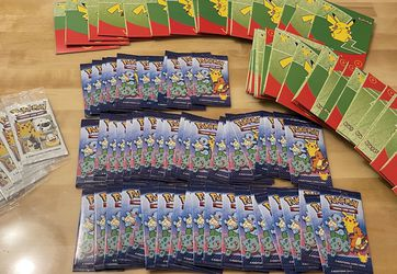 Lot of 96 packs of Pokemon Cards for Sale in Mount Laurel Township,  NJ