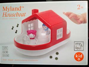 Kid O Myland Houseboat & Friends Light and Sound Interactive Bath Toy for Sale in Seattle, WA
