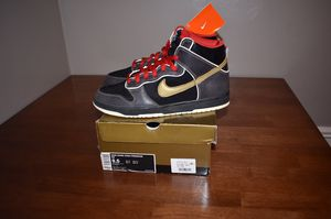 "Nike Dunk High Premium ""Marshall Amps"" Size 9.5 for Sale in Los Angeles, CA"