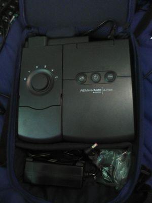Respironics REMstar Auto A-Flex, M-Series (CPAP Machine) for Sale in Salt Lake City, UT