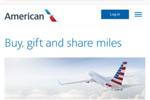 American Airlines points miles for Sale in Nashville, TN