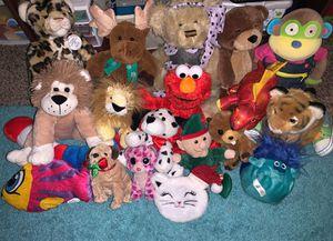 Stuffed animals for Sale in Carmichael, CA