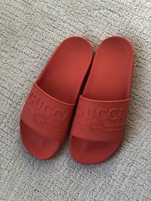 GUCCi slides size 37 for Sale in Newcastle, WA