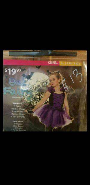 $13 new girl bat costume for Sale in San Bernardino, CA