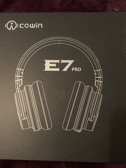 Cowin E7 Pro Noise Cancelling Headphones for Sale in San Diego,  CA