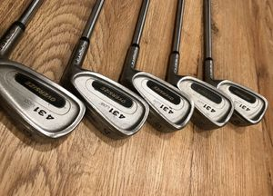 GrooVe Golf Clubs - 3, 4, 6, 8 & 9 Irons - 431 LGG Oversize for Sale in Washington, DC