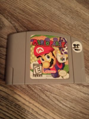 Mario party for Sale in Philadelphia, PA