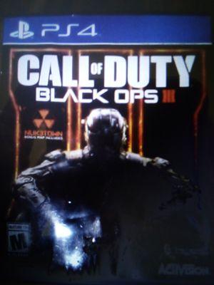 PS4 Black ops 3 BEST OFFER for Sale in Lynchburg, VA