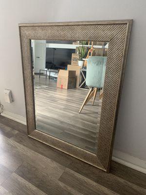Trendy Medium Size Mirror in 90036 zipcode. for Sale in Los Angeles, CA