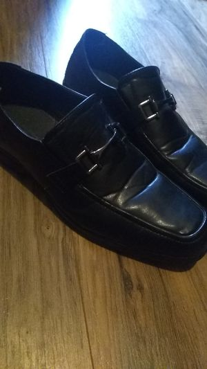 Size 7 Men's dress shoes for Sale in Cleveland, NC