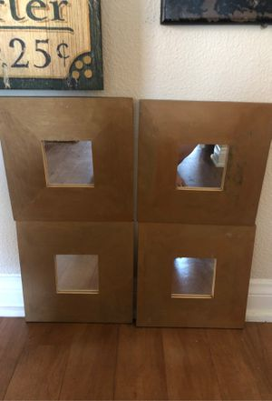 Gold mirrors for Sale in Irvine, CA