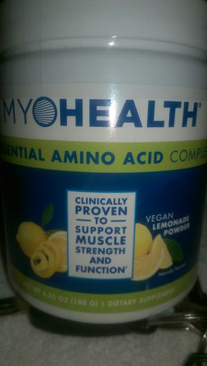My Health essential amino acid complex for Sale in Deltona, FL