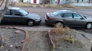 2000 Chevy Malibu hundred twenty-nine thousand miles 2003 Chevy Impala for Sale in Denver, CO