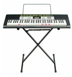 Keyboard Stand Piano Teclado CASIO LK-135 for Sale in Miami, FL