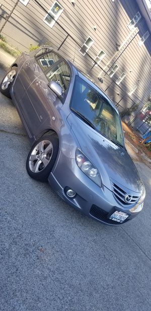 2005 Mazda hatchback 3 for Sale in Seattle, WA