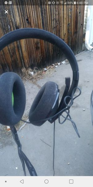 Xboxone head phones for Sale in Boise, ID