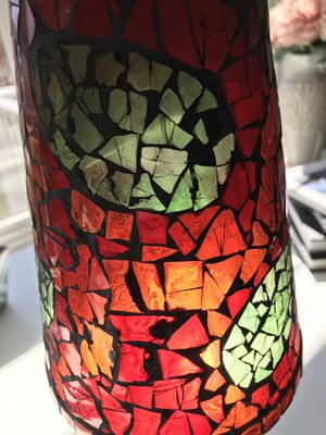 Stained glass pendant lights for Sale in Herndon, VA