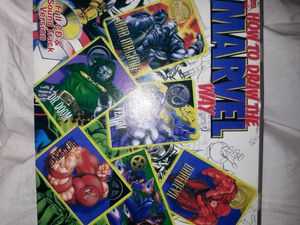 How to draw the marvel way pc for Sale in Phoenix, AZ
