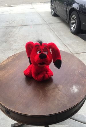 Clifford stuffed animal for Sale in Antioch, CA