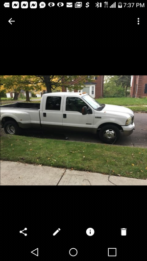 Ford f-350 6.0 turbo diseal dulley for Sale in Detroit, MI