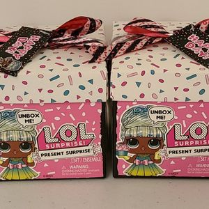 NEW 2 LOL Surprise Present Surprise Doll Gift Box for Sale in Aurora, CO