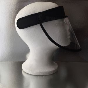 Rotatable Face Shield - Black   Medium Shield for Sale in Whittier, CA