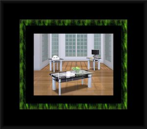 3pc glass coffee table for Sale in Manassas, VA